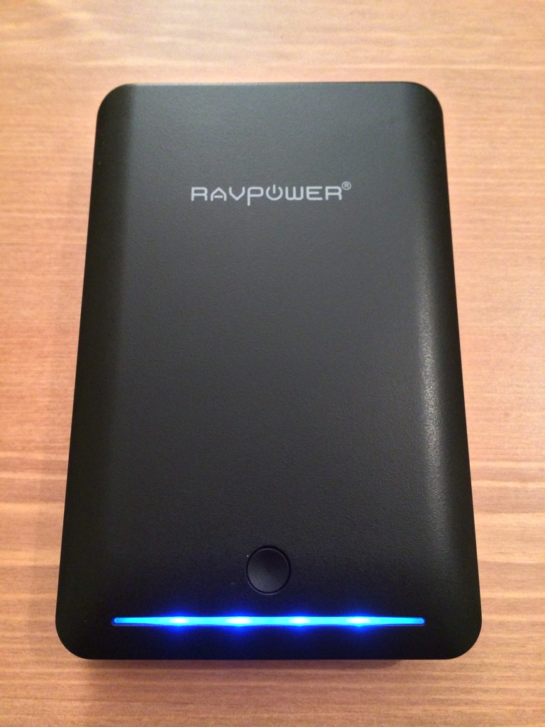 Review: RAVPower's 'Power Bank' Offers Impressive iDevice Charging On-The-Go