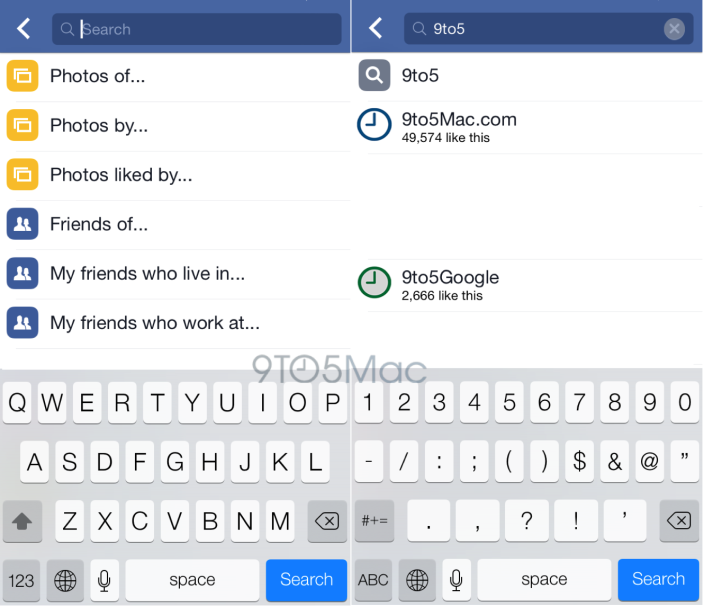 Facebook Preparing A Pair Of Powerful Updates For Its iOS Apps