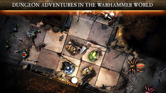 Ogres, Wizards, Oh My! New Playable Characters Added In Updated Warhammer Quest