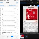Images Of WhatsApp Messenger's iOS 7 Update Surface Online