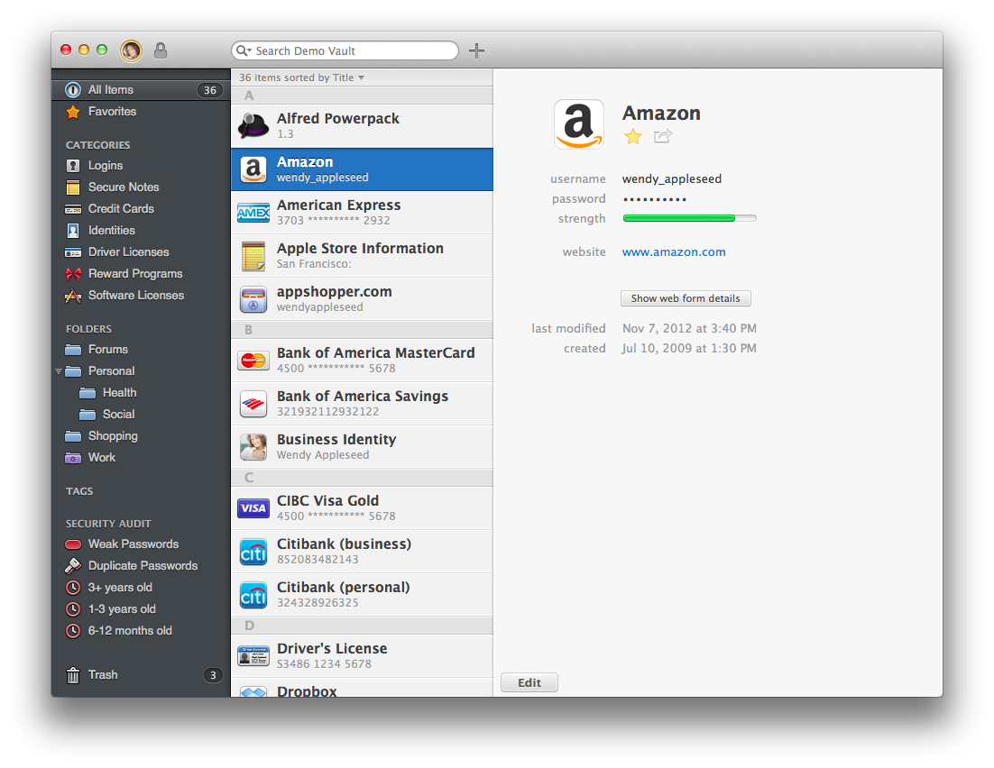 AgileBits Launches 1Password 4 For Mac, Rebuilds The App From The Ground Up
