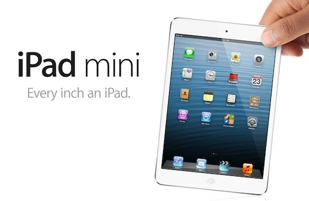 Get Your Draw Finger Ready: iPad mini Confirmed To Have Fastest Tablet Touchscreen