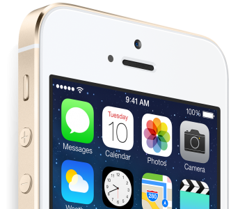 One Report Claims Apple's iPhone 5s Features Inferior Touch Displays