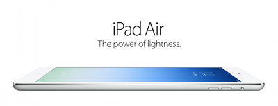 Orders For Apple's iPad Air Go Live In The Apple Online Store: Get Yours Now