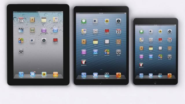 Sixth-Gen iPad Offering 30 to 40 Percent Higher Pixel Density Coming In 2014?
