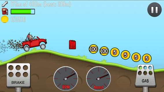 Hill Climb Racing Gets A New Car, A New Level And Improved Localization