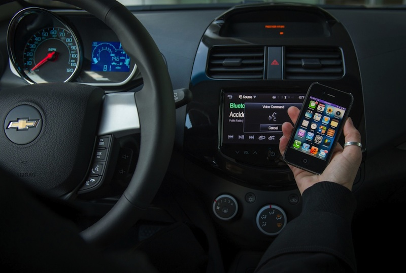 General Motors Bringing Apple's Siri Eyes Free To New 2014 Models