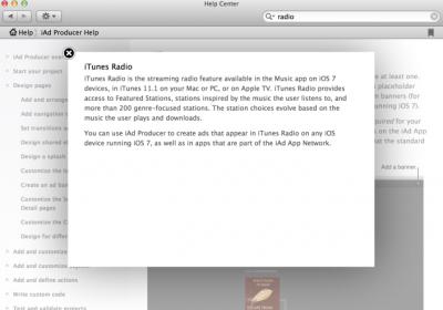 Apple Updates iAd Producer, Adds iTunes Radio Ad Creation Option