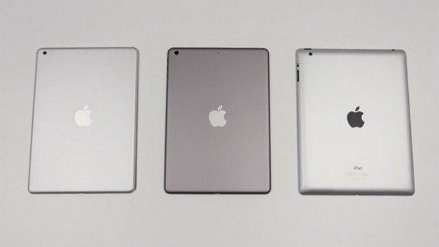 KGI Securities: Slimmer A7X-Powered iPad 5, Retina iPad mini, No Touch ID