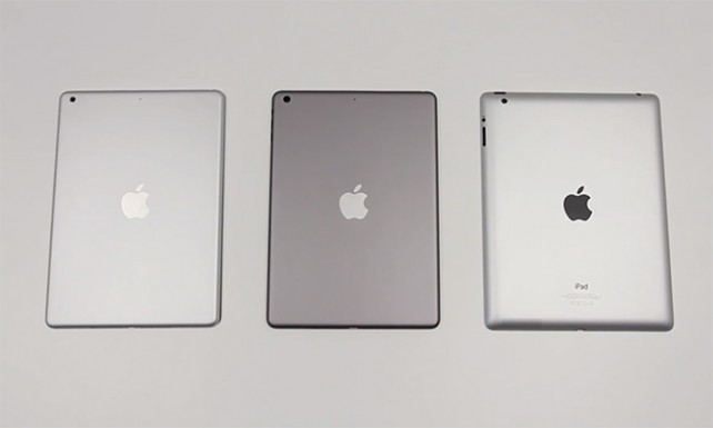KGI Securities: Slimmer A7X-Powered iPad 5, Retina iPad mini, No Touch ID