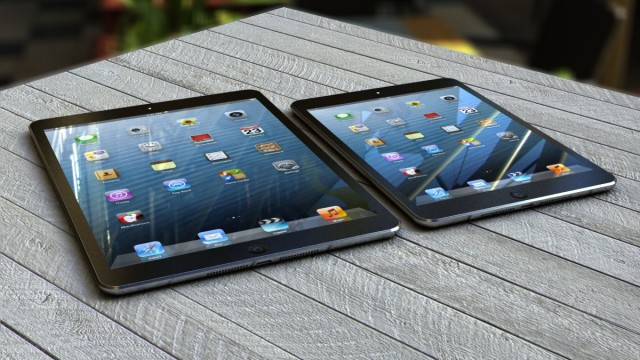 The WSJ Confirms: Thinner iPad 5, Retina-Equipped iPad mini 2 Are Both Incoming