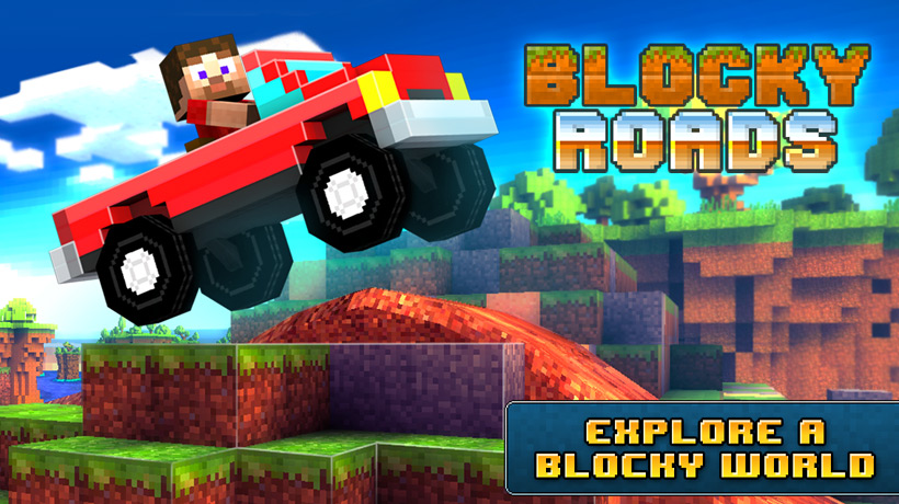 Blocky Roads Lie Ahead In This Fun Looking Upcoming iOS Game