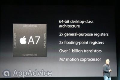 Apple's iPad Air Has Got The Power: 64-Bit A7 Features Under The Hood