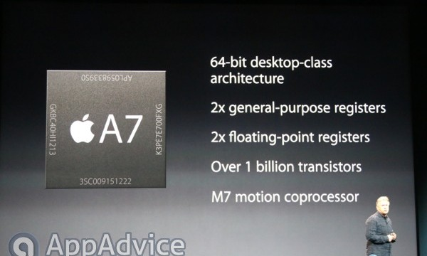 Apple's iPad Air Has Got The Power: 64-Bit A7 Features Under The Hood