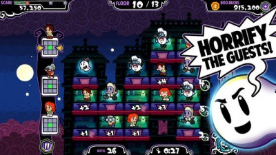 Take Frights To New Heights In The Chillingo-Published Fright Heights