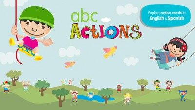 This New App Makes Action Word Learning As Easy As ABC