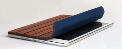 Miniot Launches New Wooden Cover For Apple's iPad mini