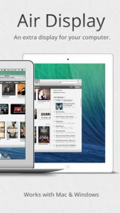 Air Display 2 Updated For The Apple A7, Promises 'Screaming Fast' Performance