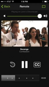 Hulu Plus Updated With Support For Chromecast On iPhone And iPod touch