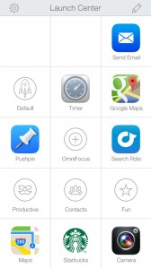 Save Time On Your iPhone With Launch Center Pro 2.0