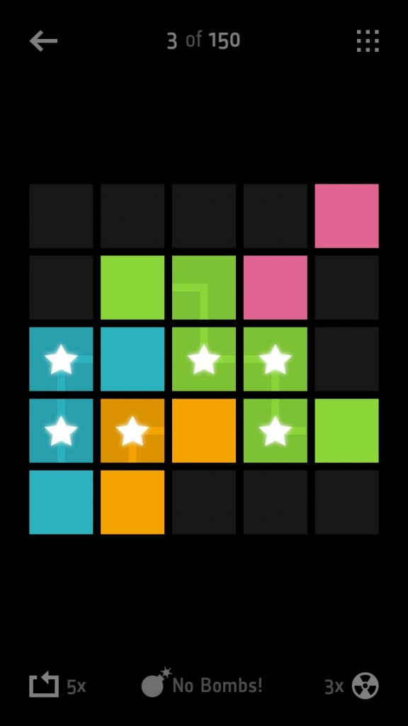 Connect The Blocks And Gather Stars In The Charming Puzzles Of Super Squares