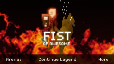 It's Time To Punch Some Bad Bears In The Face In Fist Of Awesome