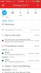 Fantastical 2 Brings A Fantastic Calendar Experience To iOS 7