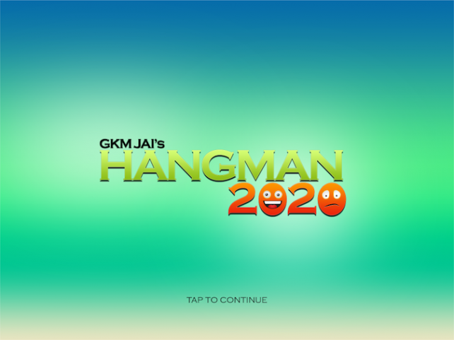 Quirky App Of The Day: Hangman2020 Spices Up A Classic With Animations