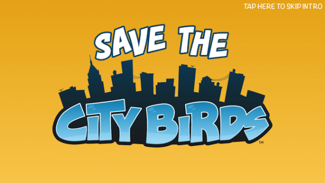 Quirky App Of The Day: Free The City Birds, Tuppence A Cage