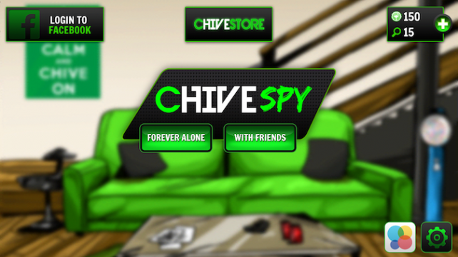 Quirky App Of The Day: Keep Calm And Chive On In ChiveSpy