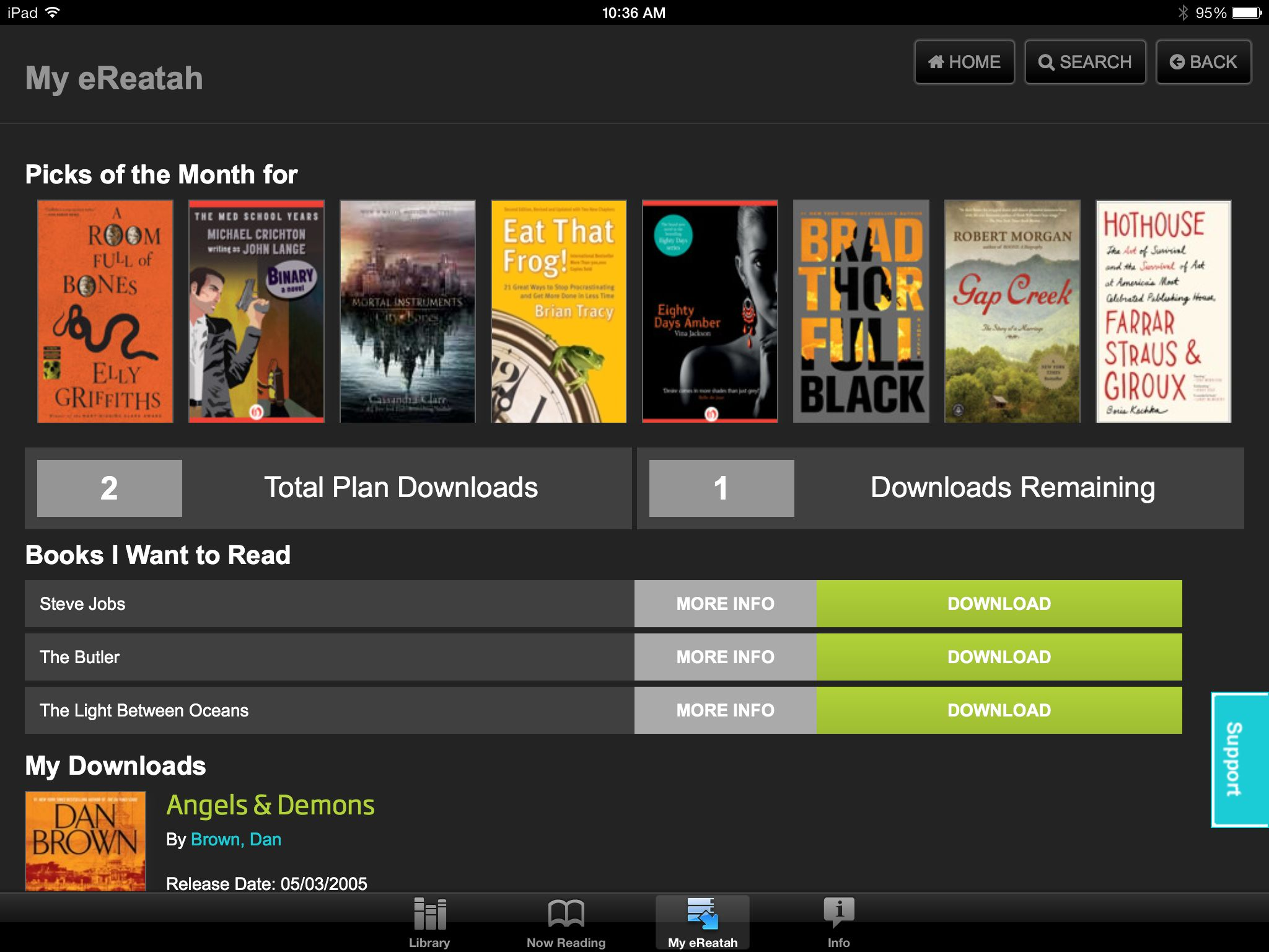 Scribd And eReatah Are Offering Two Very Different E-Book
