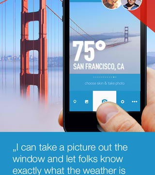 InstaWeather Pro 3.0 Adds New Social Features And iOS 7 Enhancements