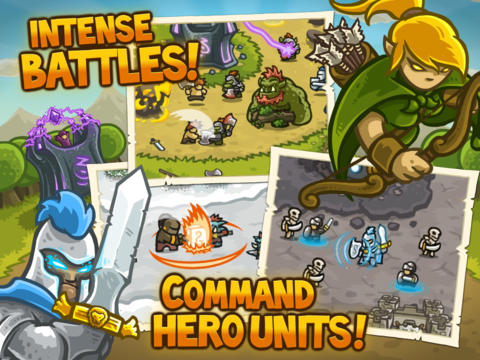 Popular Tower Defense Game Kingdom Rush Dares You To Endure Burning Torment
