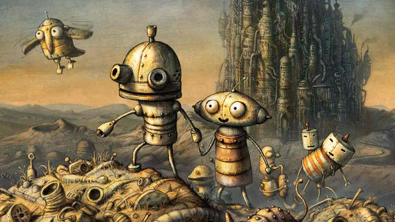 Machinarium Goes Universal, New Pocket Edition Released For iPhone And iPod touch