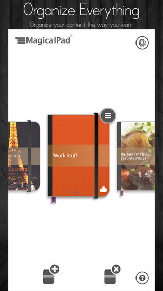 'Magical' Notebook App MagicalPad Launches For iPhone And iPod touch