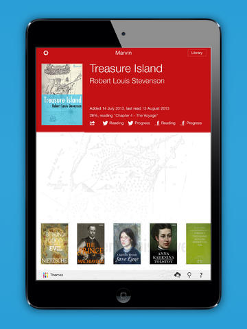 Marvin E-Reading App Updated With New Sharing Capabilities And Other Improvements