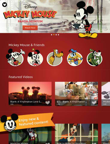 Mickey Video 2.0 Features New Custom Player, iCloud Sync And Other Enhancements