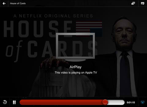 Super! Netflix Now Supports HD And AirPlay Streaming On iOS 7