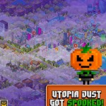 Utopia Gets Spooked As Pixel People Gets Horribly Huge Halloween-Themed Update