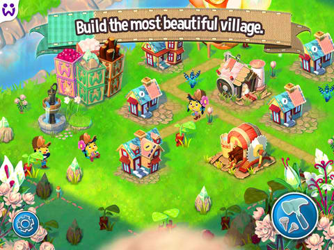 Pocket Village Updated With New Halloween Decorations And Other Enhancements