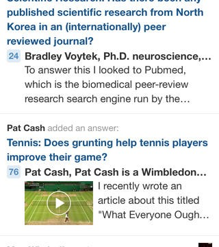 Quora 3.1 Features Photo Uploading, Post-Search Question Posting And More