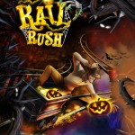 Take A Dive Into A Horror-Themed Rollercoaster In Rail Rush's Halloween Update