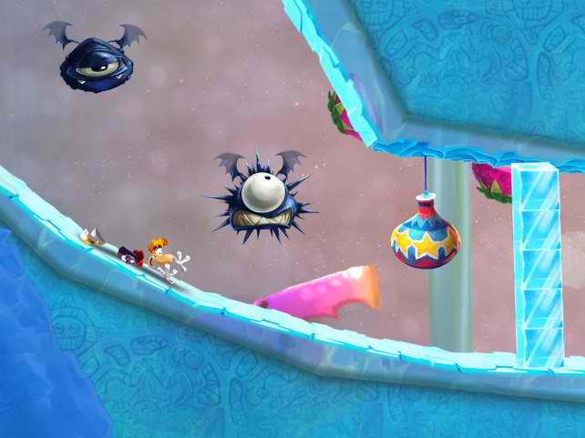 It's Fiesta Time: Ubisoft's Rayman Fiesta Run Set To Hit iOS On Nov. 7