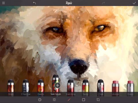 Repix Gets Remixed For iOS 7 With New Design, New Filters And New Filter Fade Option
