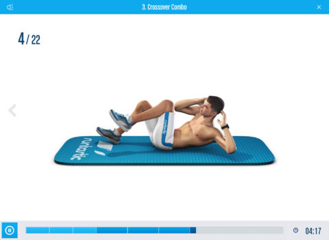 Runtastic Releases New App To Help You Get A Nice Set Of Six-Pack Abs