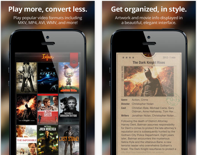 FireCore's Infuse Gets Gestures, Enhanced Grouping And More