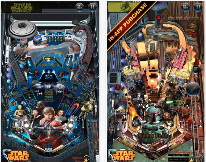 Feel The Force In New Darth Vader Star Wars Pinball Table Trailer