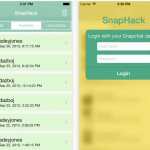 Beware, Snapchat Users: SnapHack Lets iDevice Owners Save Snapchat Media