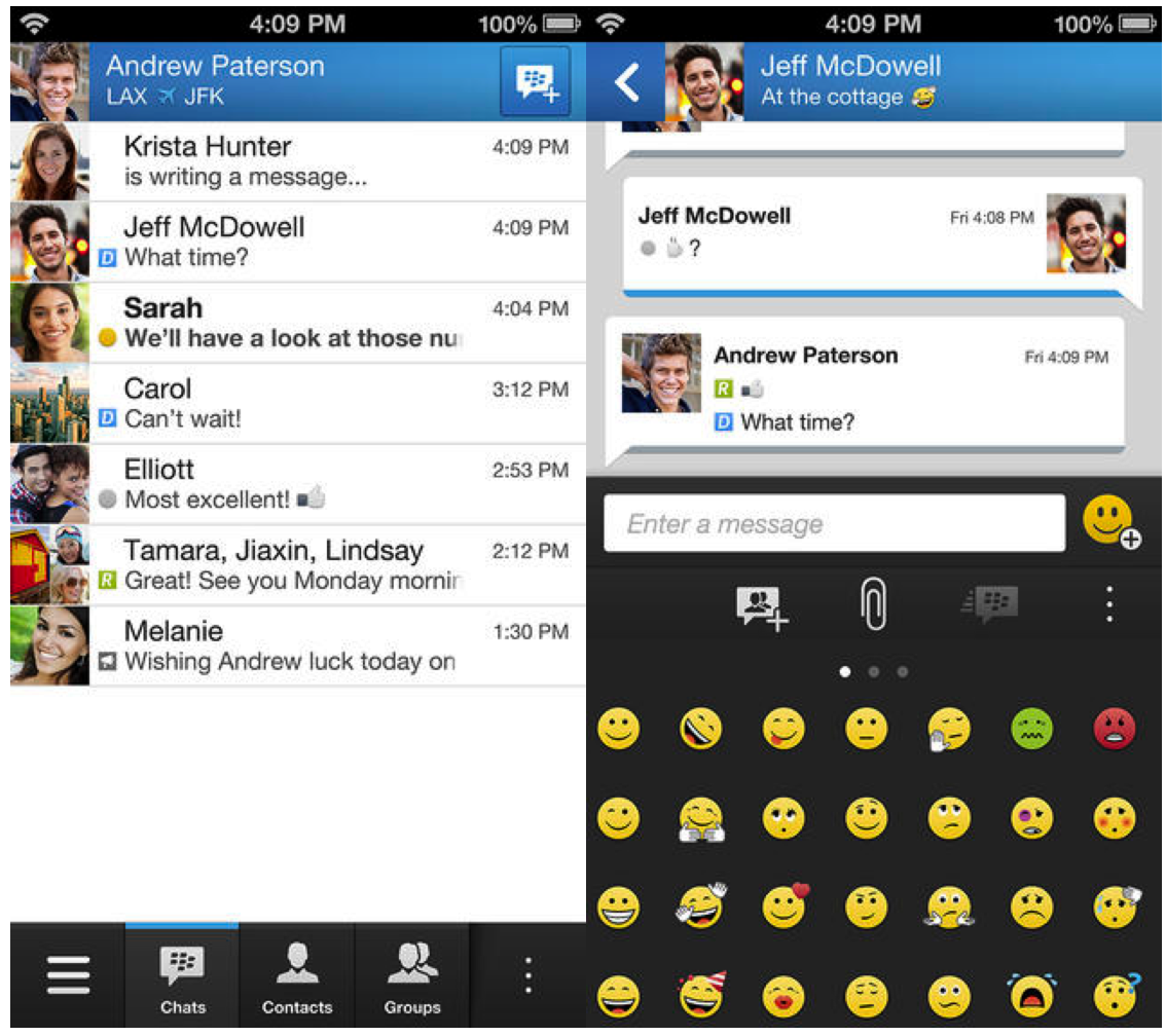 Over 5 Million People Have Downloaded BBM For iOS And Android