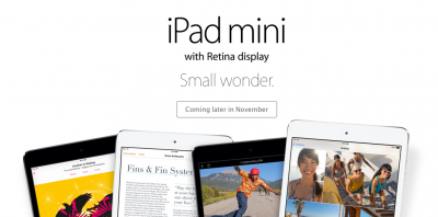 In The UK, How Does Apple's New iPad mini Compare Against Its Competition?